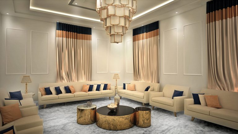 تصميم مجلس | Designing Majlis in Dammam