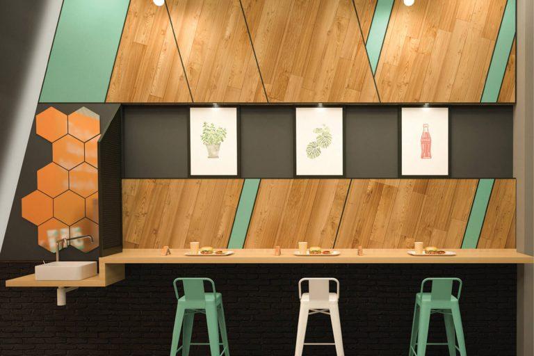 تصميم مطعم | Restaurant Interior Design